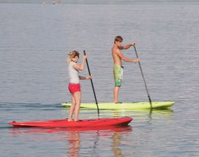 SUP - 1 Stunde Ammersee – ca. 1 Stunde