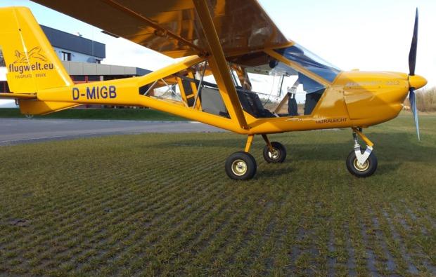 ultraleichtflugzeug-selber-fliegen-tirschenreuth-action