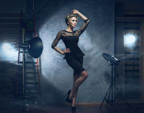 Be a Topmodel inkl. Umstyling, Fotoshooting & 5 Fotos digital, ca. 5 Stunden