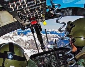 Hubschrauber-Simulator Eurocopter Bo-105 - 60 Minuten - Windesheim Eurocopter BO-105 – 60 Minuten