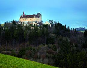 Kurzurlaub inkl. 120 Euro Leistungsgutschein - Hotel Schloss Krumbach - Krumbach Schloss Krumbach