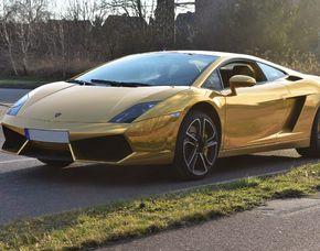 Lamborghini Gallardo fahren 20 Minuten - Jüterbog Lamborghini Gallardo fahren – 20 Minuten