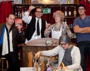 Das Kriminal Dinner - 79 Euro - Hagenbräu - Worms 3-Gänge-Menü