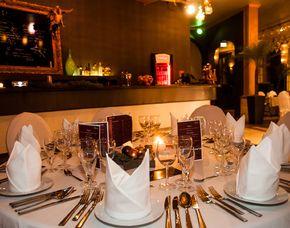 Krimi & Dinner - Zwickau Moccabar – 4-Gänge-Menü