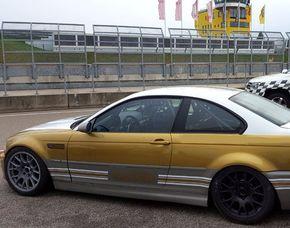 Tourenwagen fahren - 3 Runden - Salzburgring BMW M3 Rennauto - Salzburgring - 3 Runden