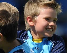 Kindergeburtstag Fußball-Party