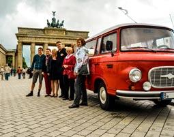 Bild Stadtrundfahrten - Neue Städte erfahren und erleben.