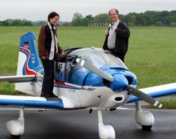 flugzeug-fliegen