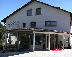 Kurzurlaub - 2 ÜN Hotel am Kurpark - 3-Gänge-Menü