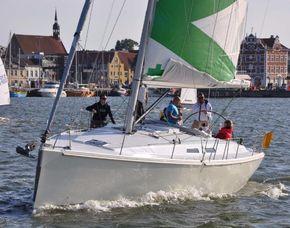 Segeln - Stralsund Ostsee - 8 Stunden (1 Tag)