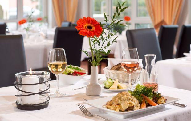 romantikwochenende-schwarzheide-dinner