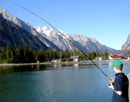 Fliegenfischen   Leutasch 7 Stunden