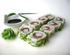 Sushi-Kochkurs - Erfurt inkl. 1 Begrüßungsgetränk