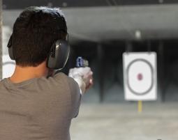 Schießtraining Schießtraining mit Pistolen, Gewehren - 3,5 Stunden