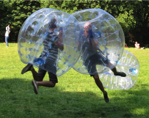 Bubble Football 90  Minuten