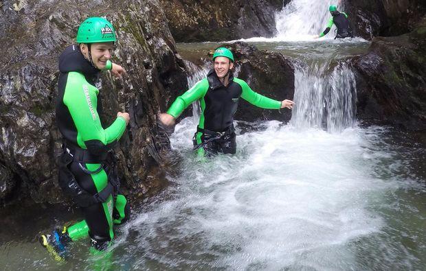 haiming-canyoning-tour