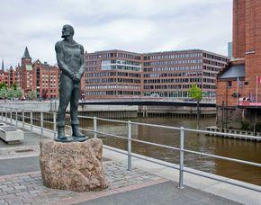 Stadtspiel Hamburg ca. 4,5 Stunden