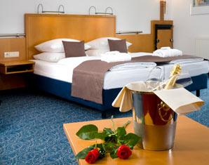 Kuschelwochenende (Voyage d´Amour für Zwei) Best Western Hotel München-Airport - 3-Gänge-Menü