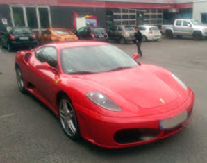 Ferrari selber fahren - Ferrari F430 Spider oder Coupé - 60 Minuten Ferrari F430 (Spider oder Coupé) - Ca. 60 Minuten