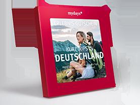 Kurztrips in Deutschland