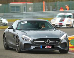 Renntaxi - AMG GT-S - 4 Runden AMG GT-S - 4 Runden - Bilster Berg Drive Resort