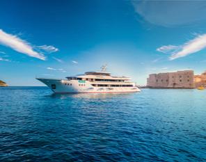 Deluxe Kreuzfahrt Kroatien Split-Split 8 Tage /2 Personen Split-Split, inkl. Deluxe-Kabinen, Abendessen-Kreuzfahrt & geführte Stadtbesichtigung