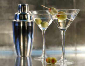Gin-Tasting - Duisburg von 8-10 Sorten Gin