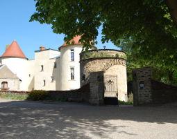Schlosshotel in Morey-Belleau Chateau de Morey