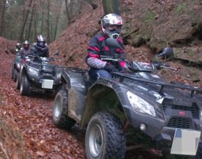 Quad Schnuppertour - Quad - Velburg After-Work-Tour - 2 Stunden