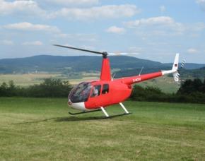 Hubschrauber selber fliegen - 20 Minuten Coburg 20 Minuten