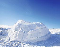 Outdoor-Wochenende Winterzauber Schneeschuh-Wanderung,  Iglubau inkl. Iglu Übernachtung - 2 Tage