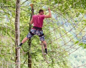 Kletterwald für 2 Kletterwald im Breisgau