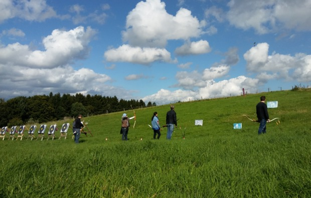 bogenschiessen-wuppertal-spass