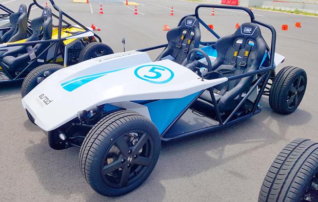 elektro-auto-rennen