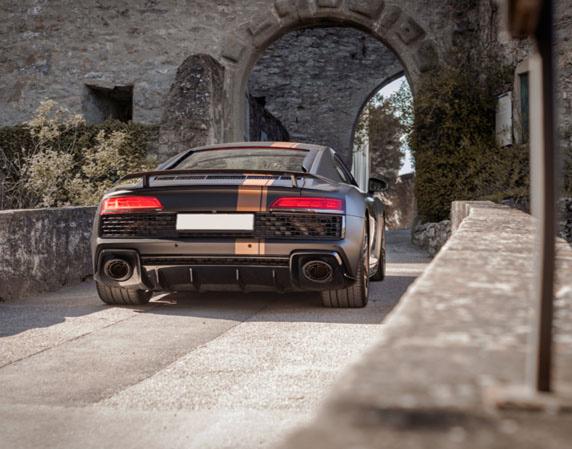 Audi R8 fahren - 8 Stunden - Heidelberg Audi R8 - 8 Stunden ohne Instruktor