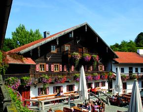 Kurzurlaub inkl. 30 Euro Leistungsgutschein - Gutshof Uttlau - Haarbach Gutshof Uttlau