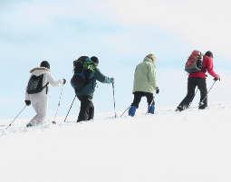 Schneeschuh-Wanderung Reit im Winkl