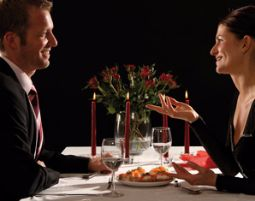 Candle Light Dinner für Zwei 3-Gänge-Menü, inkl. Aperitif