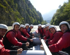 Abenteuer Trip Sautens, Tirol
