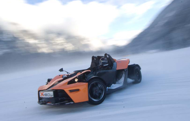 XBow-Snow-erlebnis