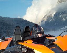 KTM X-Bow Wintercup - Fun-Package 30 Minuten, Wintercup, 1 Zeitrunde inklusive
