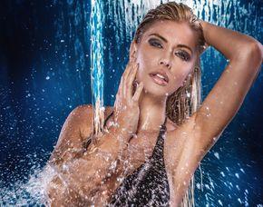 Wasser Fotoshooting inkl. Make-Up, 1 Bild als Poster & digital, ca. 2 Stunden