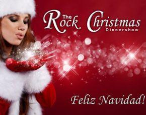 Weihnachtsdinner Rock Christmas 4-Gänge-Menü