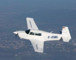 Flugzeug selber fliegen - Flug-Erlebnistag 20 Minuten