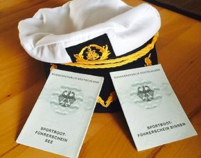 Sportbootführerschein Kombi - Hamburg Sportbootführerschein - 4 Tage