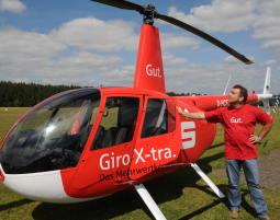 Hubschrauber-Rundflug Hassfurt 20 Minuten