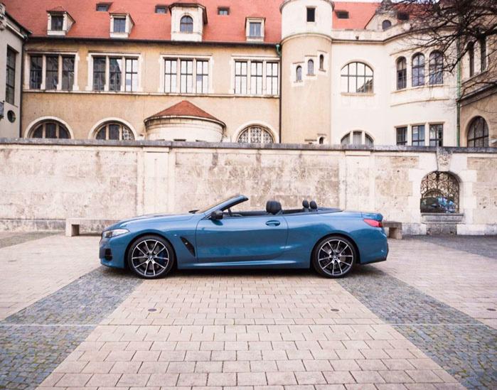 BMW M850i München BMW M850i - 1 Tag