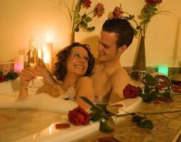 Paar-Massage-Abend  Detmold Vermittlung verschiedener Massagetechniken, Rosenblütenbad - 4 Stunden
