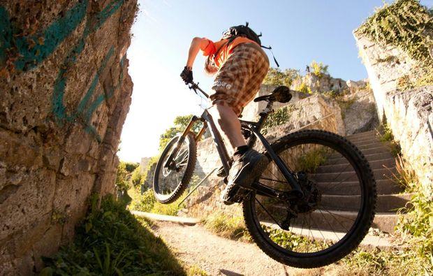 mountainbike-kurs-bad-ueberkingen-action