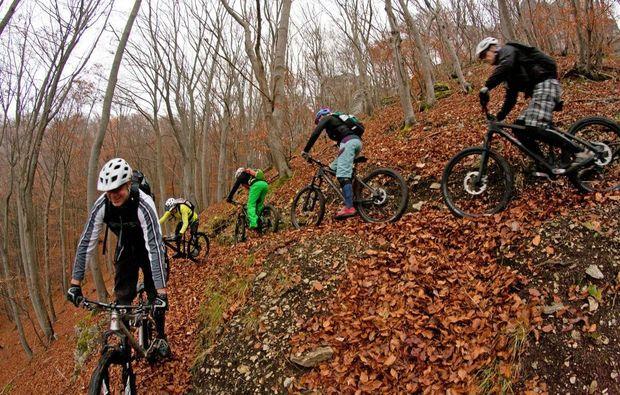 mountainbike-kurs-bad-ueberkingen-wald